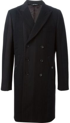 $2,682, Classic Double Breasted Coat by Dolce