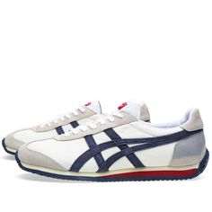 Onitsuka Tiger California 78 Vintage (White & Navy)