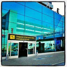 Aeropuerto Internacional Jorge Chávez (LIM) en Callao, Lima