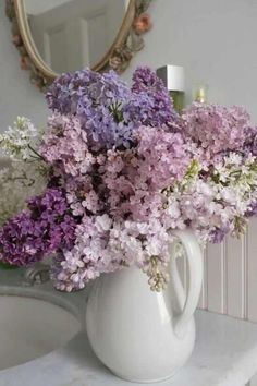 Lilac special to our family - my mums maiden name .. Beautiful   sweet fragrance  ,