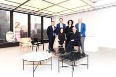 Speaking in a panel on Paul Evans at the Seagram Building, sponsored by Republic Fritz Hansen. Seagram Building, Work In New York, Educational Programs, Furniture Companies, Desk, Paul Evans, Places, Fritz Hansen, Home Decor