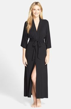 882a280be2 Women s Dkny  Urban Essentials  Long Robe Night Gown