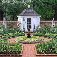 37 Flower Landscape Design Ideas to have a Colorful Garden design garden layout 37 Flower Landscape Design Ideas to have a Colorful Garden Unique Garden, Diy Garden, Garden Care, Colorful Garden, Dream Garden, Garden Beds, Garden Paths, Wooden Garden, Potager Garden
