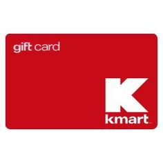 FREE $20.00 GIFTCARD TO K-MART
