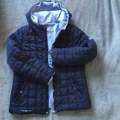 Reversible jacket Size M. Navy blue royal blue colors.good condition Zeroxposur Jackets & Coats Puffers