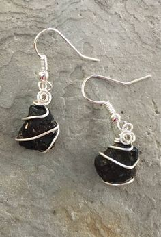 Lumps of Coal Christmas Earrings for the Naughty on your list!       https://www.etsy.com/listing/539319002/funny-stocking-stuffers-funny-earrings