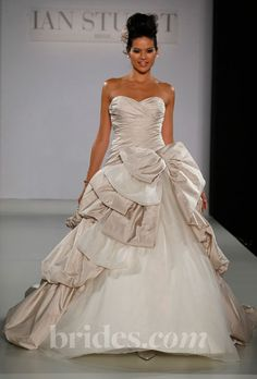 ian stuart ballgown wedding dress fall 2013
