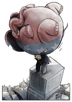 Trump's $1 Trillion Infrastructure Plan: Lincoln Had a Bolder Solution - https://www.laprogressive.com/trump-monetary-policy/