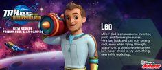 Miles From Tomorrowland - Leo Hero