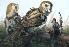 Imagine if we had robotic animals in the military - Imgur
