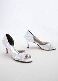 Wedding Shoes and Bridal Party Shoes at David's Bridal
