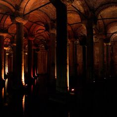 Incredible Photos of Ancient and Medieval Underground Cisterns | Light Stalking