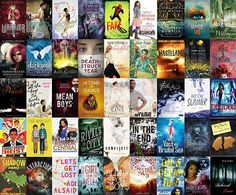 2014 YA Reads Written by Authors of Color