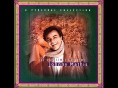 Johnny Mathis - A Marshmallow World (Original) 1963 - YouTube