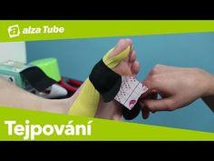 Tube Youtube, Kinesiology Taping, Tape, Bunion, Ribbon