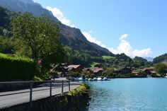 Iseltwald, Interlaken. Switzerland