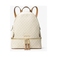 45472482a83 Rhea Medium Backpack by MICHAEL Michael Kors. Laid-Back Yet Luxe Our Rhea  Backpack Redefines Big-City Accessorizing. We Love The Combination Of Our  ...