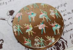 Stratton Ballerina Colourful Dance Poses Powder Compact Mirror Christmas Gift Idea for Her. Stratton Compact, Dance Poses, Compact Mirror, Luxury Gifts, Ballerina, Dancing, Powder, Christmas Gifts, Ballet