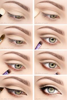 Quick & Simple Day Makeup for Autumn - looks gorgeous for when you only need a hint of makeup...x