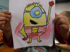 The Art Junction is again working with students at the Willard Hope Center on Thursday afternoons. For our first week we explored drawing Minions, which seem to be a big favorite with kids. After r...