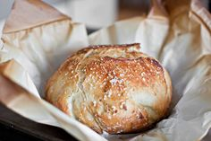 Learn to make bread from scratch.