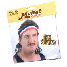 Mullet on the Go - Mullet Headband