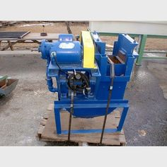 Denver mineral jig supplier worldwide | Used Denver 8 in. x 12 in. mineral jig for sale - Savona Equipment