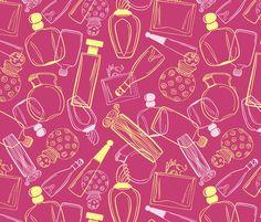 perfumed 90s fabric by oleynikka on Spoonflower - custom fabric