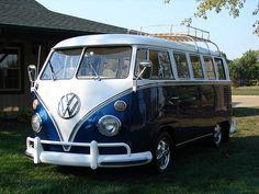 1967 VW 13 Window Bus