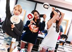 TaeTiSeo updates with their adorable clips and pictures from LA ~ Wonderful Generation