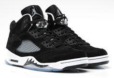 136027-035 Air Jordan 5 Oreo Black/Cool Grey-White $119.99 http://www.newjordanstores.com/