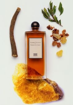 Serge Lutens Ambre Sultan - like Christmas came early. Rich warm flavours redolent of wintery Christmas treats.