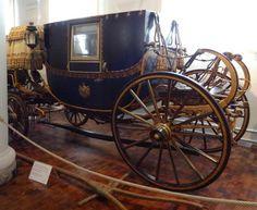 Marstallmuseum - Carruagem de Gala do Principe Luitpold