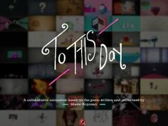 Great Kid Books: To This Day, by Shane Koyczan -- powerful book app for teens (12-18)