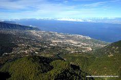 ISLA DE TENERIFE - FOTOS AEREAS DE CANARIAS
