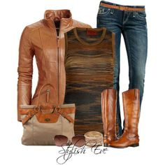 My color for the fall <3