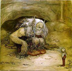 A Polar Bear's Tale: John Bauer (1882-1918)