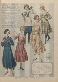 """Home book of fashions, 1917. Trade Catalogs. The Metropolitan Museum of Art, New York. Thomas J. Watson Library (b17346836) 