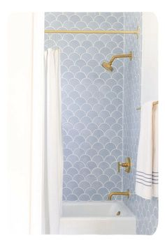 Bathroom Decor. Create a splash with your own bathroom design by introducing bathroom equipment, towels and storage that complement your present design and paint scheme. A few key design choices can update the ambiance of your family bathroom in a snap. 68313824 Decorating Ideas For Bathroom Towels