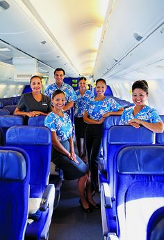 Hawaiian Airlines. My fave airline to fly