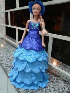 Barbie eva