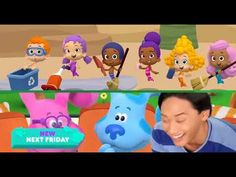 Nickelodeon to Premiere New Episodes of 'Blue's Clues & You!' and 'Bubble Guppies' on Friday, January 22, 2021!