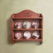Vanessa Tea Cup Shelf