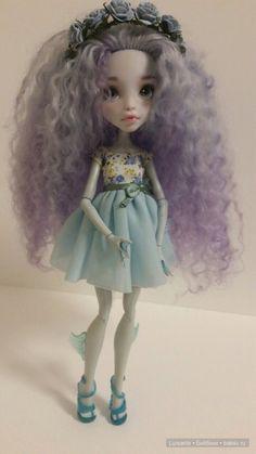 ООАК Лагуны Монстер Хай / Авторские куклы (ООАК) / Шопик. Продать купить куклу / Бэйбики. Куклы фото. Одежда для кукол