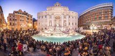 Trevi Fountain by Alessandro De Benedictis on 500px