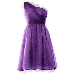 Clip Art Purple Cocktail Dress