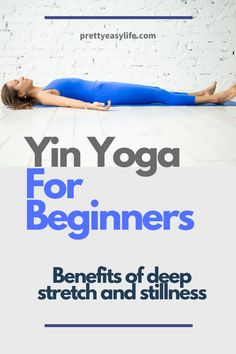 More than ever, managing stress is a must in your life. Yin Yoga is a simple and pleasant way to do so. 15 minutes can change your day! Yoga Restaurador, Yoga Yin, Yoga Ashtanga, Yin Yoga Poses, Yoga Flow, Kundalini Yoga, Pranayama, Asana, Yin Yoga Benefits