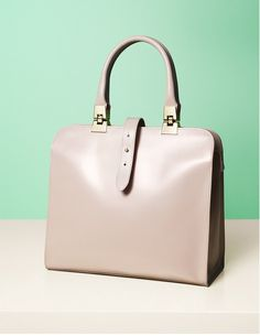 two tone background - bag