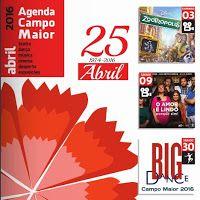 Campomaiornews: Agenda Campo Maior de Abril de 2016, já está dispo...