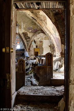 Urban Exploration Detroit | Urban Exploration - Churches | Flickr - Photo Sharing!